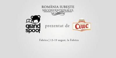 Premiem cele mai bune parodii de reclame la Grand Spoof 2012 oferit de Ciuc Premium