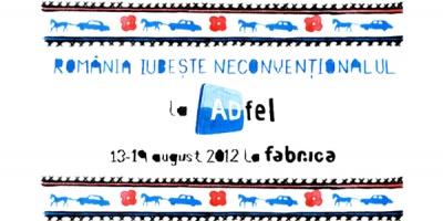 Romania iubeste neconventionalul – tema suplimentului dedicat ADfel 2012