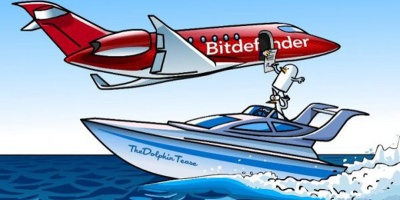 Parteneriat de publicitate intre Bitdefender si Fredo&Pid'jin