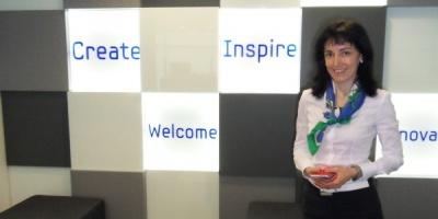 Mihaela Stanoiu (Samsung Electronics Romania) despre targetarea trendsetterilor si a tinerilor din licee
