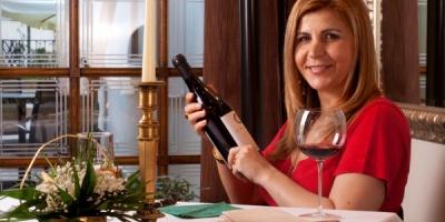 Aurelia Visinescu despre pasiunea pentru oenologie si surse de inspiratie