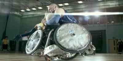 Samsung transforma atletii paralimpici de la Londra in bloggeri