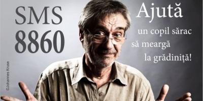 Marcel Iures si CRBL, intr-o campanie sociala a asociatiei OvidiuRo