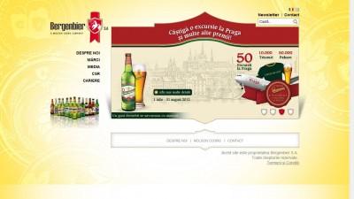 Website: Bergenbier S.A. – Site corporate