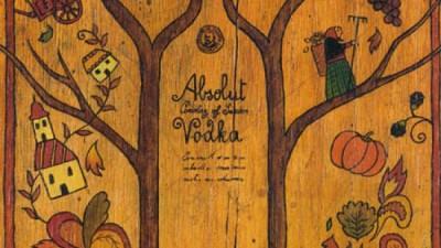 Absolut Vodka - Absolut Autumn