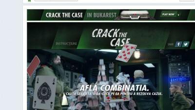 Aplicatie de Facebook: Heineken Crack the Case - Afla combinatia