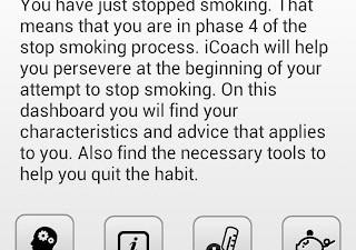 Aplicatie mobila: Comisia Europeana - Exsmokers are unstoppable