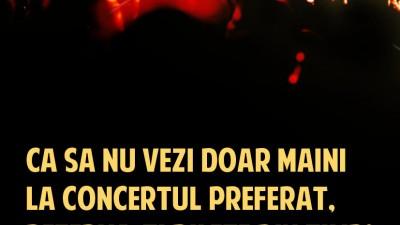 Bucuresti Mall - Eventim concert