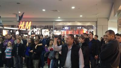 Bucuresti Mall - Late night shopping