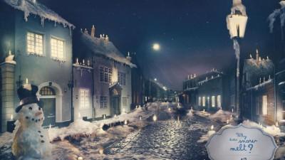 Cam - The Child's world, Snow