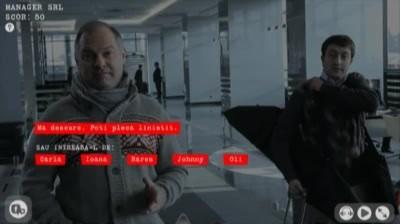 Case Study: Vodafone - Manager SRL