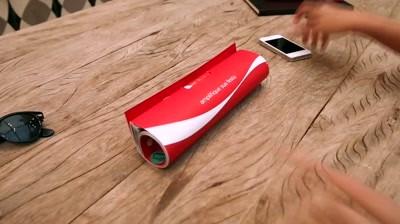 Coca-cola - Magazine Amplifier