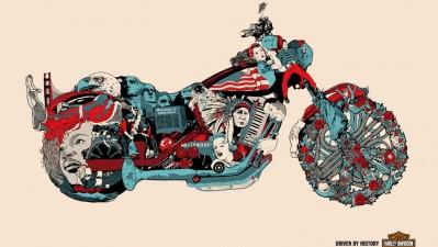 Harley Davidson - Driven