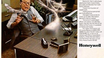 Honeywell - What the Heck is Electronic Mail?