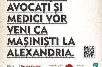 Ideo Ideis - Jurnalisti, avocati si medici
