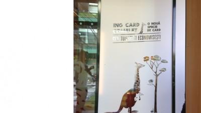 ING Card Complet - Girafocangur