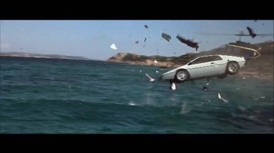James Bond - Car Montage