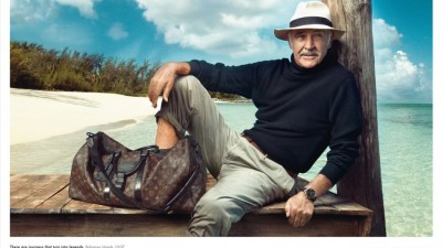 Louis Vuitton - Sean Connery