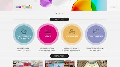 Maximia.ro – website