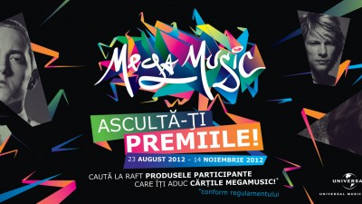 Mega Image & Universal Music – Mega Music, 7