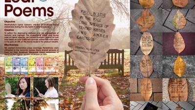 Mentholatum - Leaf Poems