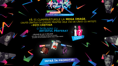 Micro-site: Mega Image si universal Music - Mega Music