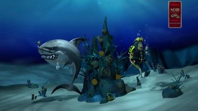 Noir - Shark