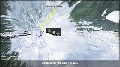 Panasonic Solar Energy Solutions - Eclipse live from Fujiyama