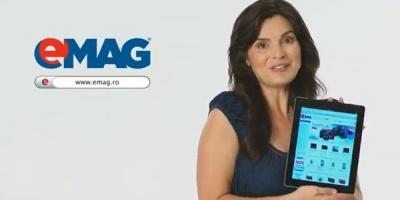 [UPDATE] Prima campanie TV pentru eMAG, semnata de agentia WOPA