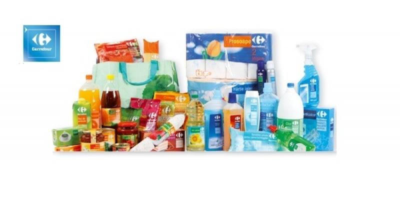 Andreea Mihai: Marcile proprii Carrefour Romania sunt prezente intr-un procent de 10% in hipermarket si de 14% in supermarket