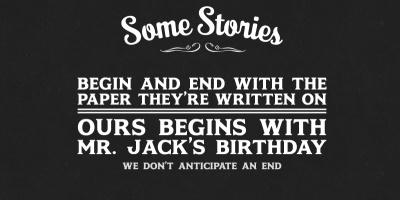 Jack Daniel's incurajeaza utilizatorii de Facebook sa continue povestea inceputa de Dan Puric
