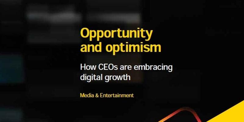 Studiu Ernst & Young: Digitalul e principalul punct de crestere al industriei de media globale