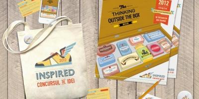 Hello Menthol semneaza rebrandingul concursului de creativitate INSPIRED
