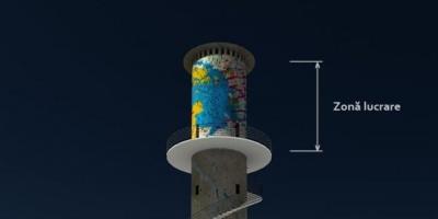 """ING Bank sprijina dezvoltarea urbana prin finantarea proiectului """"Turnul de Arta"""", derulat de Make a Point"""