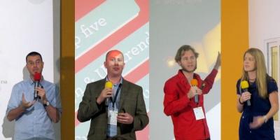 Trenduri in web design si usability de la Brandient, Redweb si Sapient Nitro