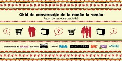 Ghid de conversatie de la roman la roman. Un nou studiu SMARK Research, realizat de Unlock Market Research. Pentru un dialog deschis intre branduri si consumatori.