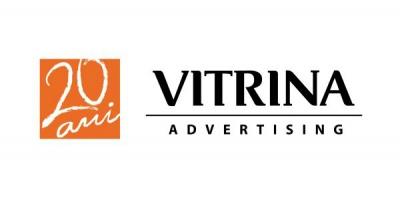 20 de ani de existenta Vitrina Advertising