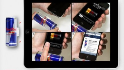 Red Bull - Portable Charger