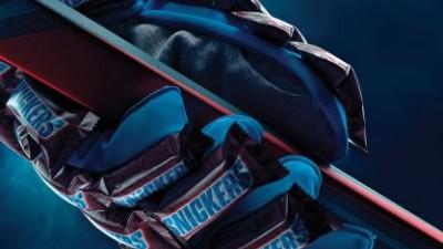 Snickers - Ice-hockey glove