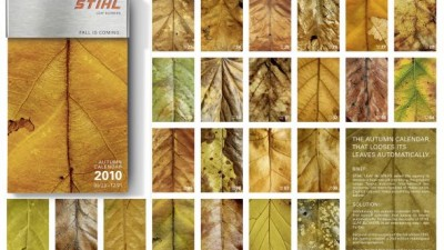 Stihl - Autumn calendar