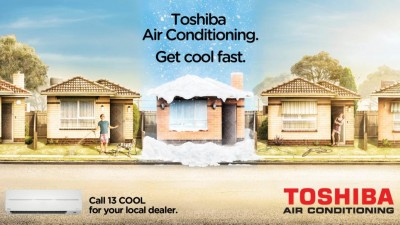 Toshiba Air Conditioning - Get cool fast