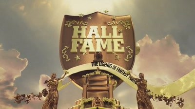 Toyota - Hall Of Fame: Legends of Fantasy Football