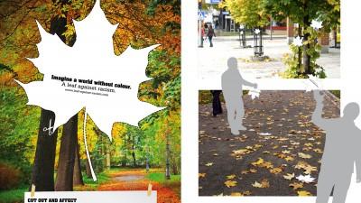 Trust Creative Society - Leaf against racism
