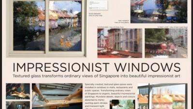 Vue Privee Gallery - Impressionist Windows