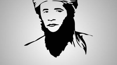 World Peace Day - Obama / Osama
