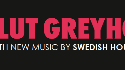 ABSOLUT Greyhound - Logo