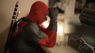 Activision - Deadpool does Comic-Con