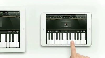 Apple iPad Mini - Piano