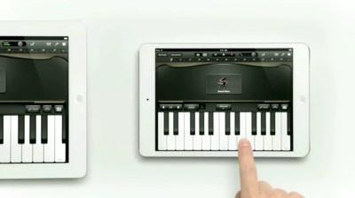 Apple iPad Mini - Piano