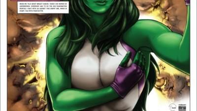 Associacao da Luta Contra o Cancer - Hulk